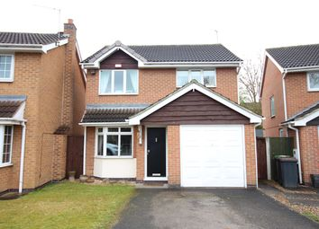 3 bed detached house for sale in Needwood Avenue, Trowell, Nottingham NG9