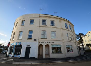 Thumbnail 2 bed flat for sale in Richmond Place, Dawlish
