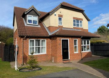 Thumbnail 4 bed detached house for sale in The Maltings, Wingate