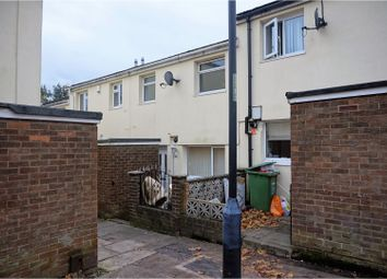 Thumbnail 3 bed terraced house for sale in Earsdon Close, West Denton