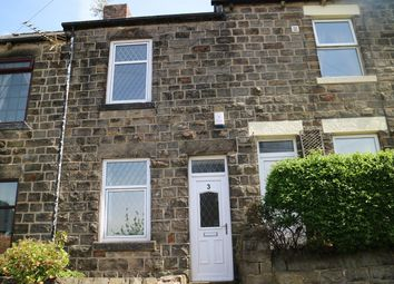 Thumbnail 3 bedroom terraced house for sale in Whitwell Crescent, Stocksbridge, Sheffield