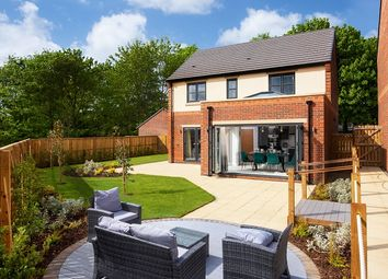 Thumbnail 4 bed detached house for sale in Off Durham Road, Thorpe Thewles