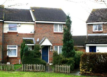 Thumbnail 2 bed terraced house for sale in Keyes Close, Shoeburyness, Southend-On-Sea