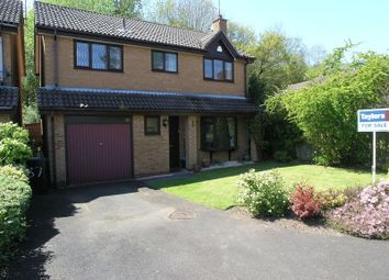 Thumbnail 4 bed detached house for sale in Linnet Close, Halesowen
