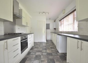 Thumbnail 4 bed detached house to rent in Balcombe Road, Horley, Surrey