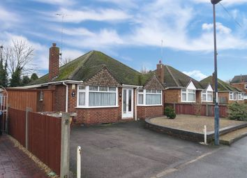 Thumbnail 2 bed detached bungalow for sale in Chestnut Avenue, Chellaston, Derby