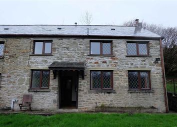 Thumbnail 2 bed cottage to rent in Llanstrisant Road, Llanharran, Rhondda Cynon Taf