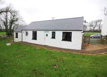 Thumbnail 2 bed detached house to rent in The Cottage, The Chase, Rickeston Bridge, Haverfordwest