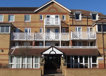 Thumbnail 1 bedroom flat for sale in Poplar Court Kings Road, Lytham St. Annes