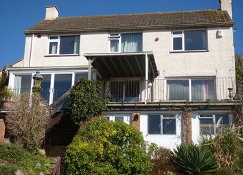 Thumbnail 4 bed detached house to rent in Riverside Road, Topsham, Exeter
