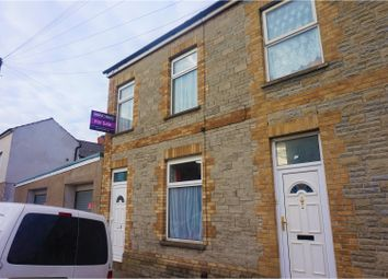 Thumbnail 2 bed end terrace house for sale in Janet Street, Cardiff