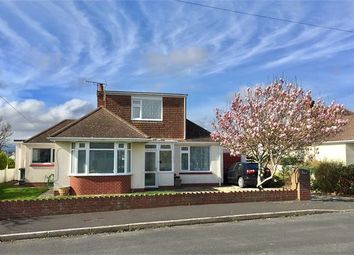 Thumbnail 5 bedroom detached bungalow for sale in Princess Road, Kingsteignton, Newton Abbot, Devon.