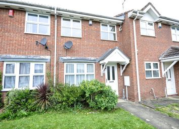 Thumbnail 2 bed terraced house to rent in Meadow Nook, Boulton Moor, Derby
