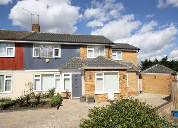 Thumbnail 4 bedroom semi-detached house to rent in Broad Oak, Woodford Green