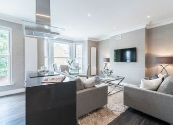 Thumbnail 3 bed flat for sale in Hillfield Road, West Hampstead