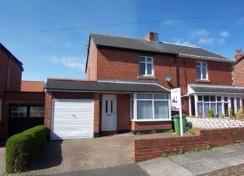 Thumbnail 2 bed semi-detached house to rent in East Riggs, Bedlington