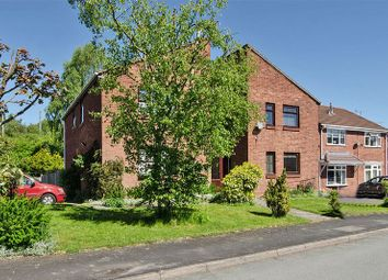 Thumbnail 1 bed flat for sale in Chaffinch Close, Hednesford, Cannock