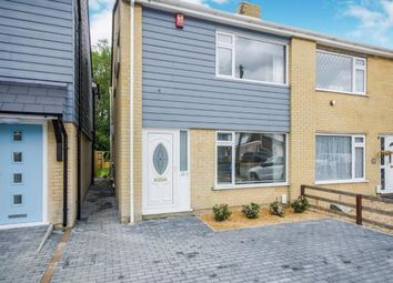 Thumbnail 3 bed semi-detached house for sale in Creekmoor, Poole, Dorset