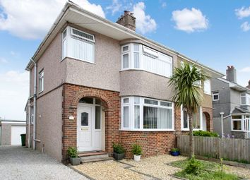 Thumbnail 3 bed semi-detached house to rent in Lester Close, Plymouth