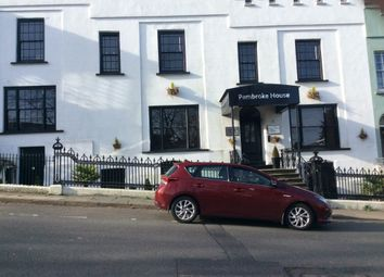 Thumbnail Studio to rent in Pembroke House, Haverfordwest