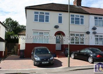 Thumbnail 2 bed flat to rent in Marlborough Gardens, Whetstone