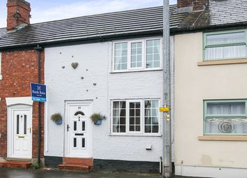 Thumbnail 1 bed terraced house for sale in Chester Road, Middlewich