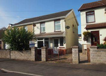 3 bed semi-detached house for sale in St. Pauls Terrace, Garden Village, Swansea, Abertawe SA4