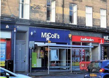 Thumbnail Retail premises for sale in Edinburgh, Scotland