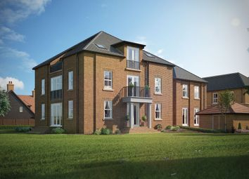 "Thumbnail 1 bed flat for sale in ""Cavendish House"" at Merry Hill Road, Bushey"