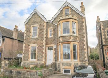Thumbnail 4 bed flat for sale in Hallam Road, Clevedon