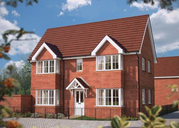 "Thumbnail 3 bed end terrace house for sale in ""The Sheringham"" at Steppingley Road, Flitwick, Bedford"