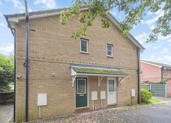 Thumbnail 1 bed semi-detached house for sale in Beaufort Close, Heslington, York