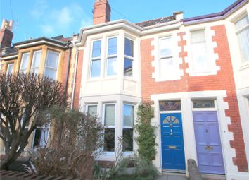 Thumbnail 4 bed terraced house for sale in Leighton Road, Southville, Bristol