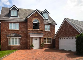 Thumbnail 5 bed detached house for sale in Tirionfa, Rhyl