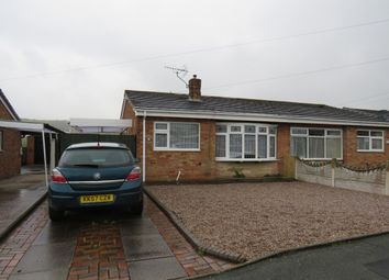Thumbnail 2 bed semi-detached bungalow to rent in Draycott Drive, Cheadle
