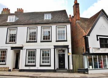 Thumbnail 3 bed terraced house to rent in High Street, Sevenoaks
