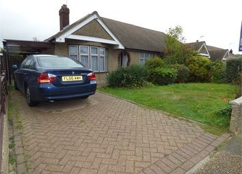 Thumbnail 3 bedroom semi-detached bungalow to rent in Uplands Park Road, Rayleigh, Rayleigh