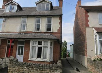 Thumbnail 3 bed end terrace house for sale in Morley Avenue, Mapperley, Nottingham