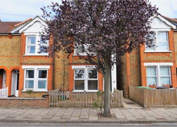 Thumbnail 4 bedroom end terrace house for sale in Salisbury Road, Bromley