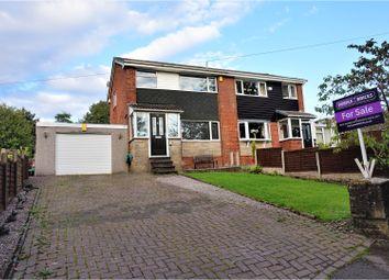 Thumbnail 3 bed semi-detached house for sale in Spring Vale Garden Village, Darwen