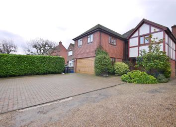 Thumbnail 5 bedroom detached house for sale in The Sycamores, Brentwood Road, Ongar, Essex