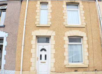 Thumbnail 3 bedroom terraced house to rent in Vicarage Roaf, Swansea