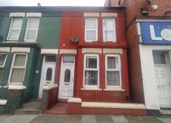 Thumbnail 3 bedroom terraced house for sale in Linacre Lane, Bootle