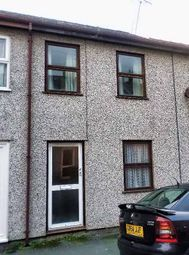 Thumbnail 1 bed terraced house to rent in Assheton Terrace, Henwalia, Caernarfon