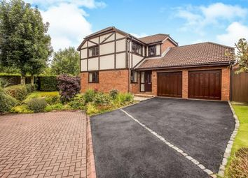 Thumbnail 4 bedroom detached house for sale in Sheraton Park, Ingol, Preston, Lancashire