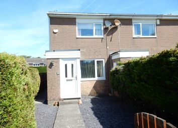 Thumbnail 2 bed end terrace house for sale in Harringdale Road, High Harrington, Workington
