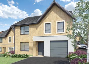 Thumbnail 5 bed detached house for sale in Foxbrook Drive, Foxbrook Court, Walton