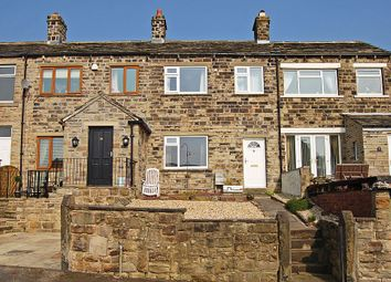 Thumbnail 2 bed terraced house for sale in Littlethorpe Hill, Hartshead, Liversedge, West Yorkshire