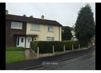 Thumbnail 4 bed semi-detached house to rent in Buxton Avenue, Newcastle