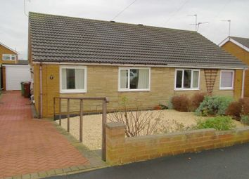 Thumbnail 2 bed semi-detached bungalow to rent in Pinfold, Epworth